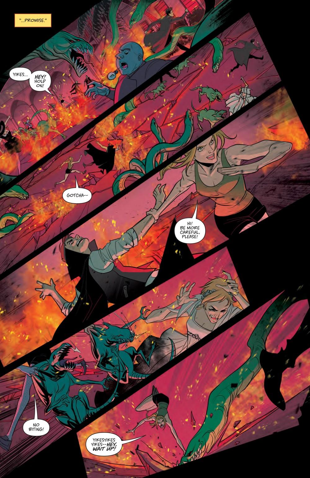 Hellmouth_SC_PRESS_18 ComicList Previews: BUFFY THE VAMPIRE SLAYER HELLMOUTH TP
