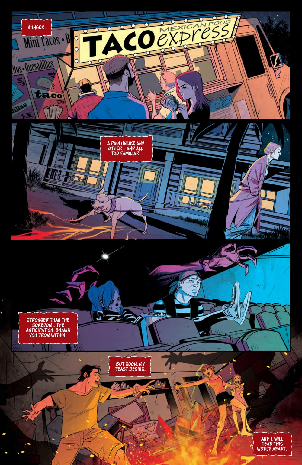 Hellmouth_SC_PRESS_7 ComicList Previews: BUFFY THE VAMPIRE SLAYER HELLMOUTH TP