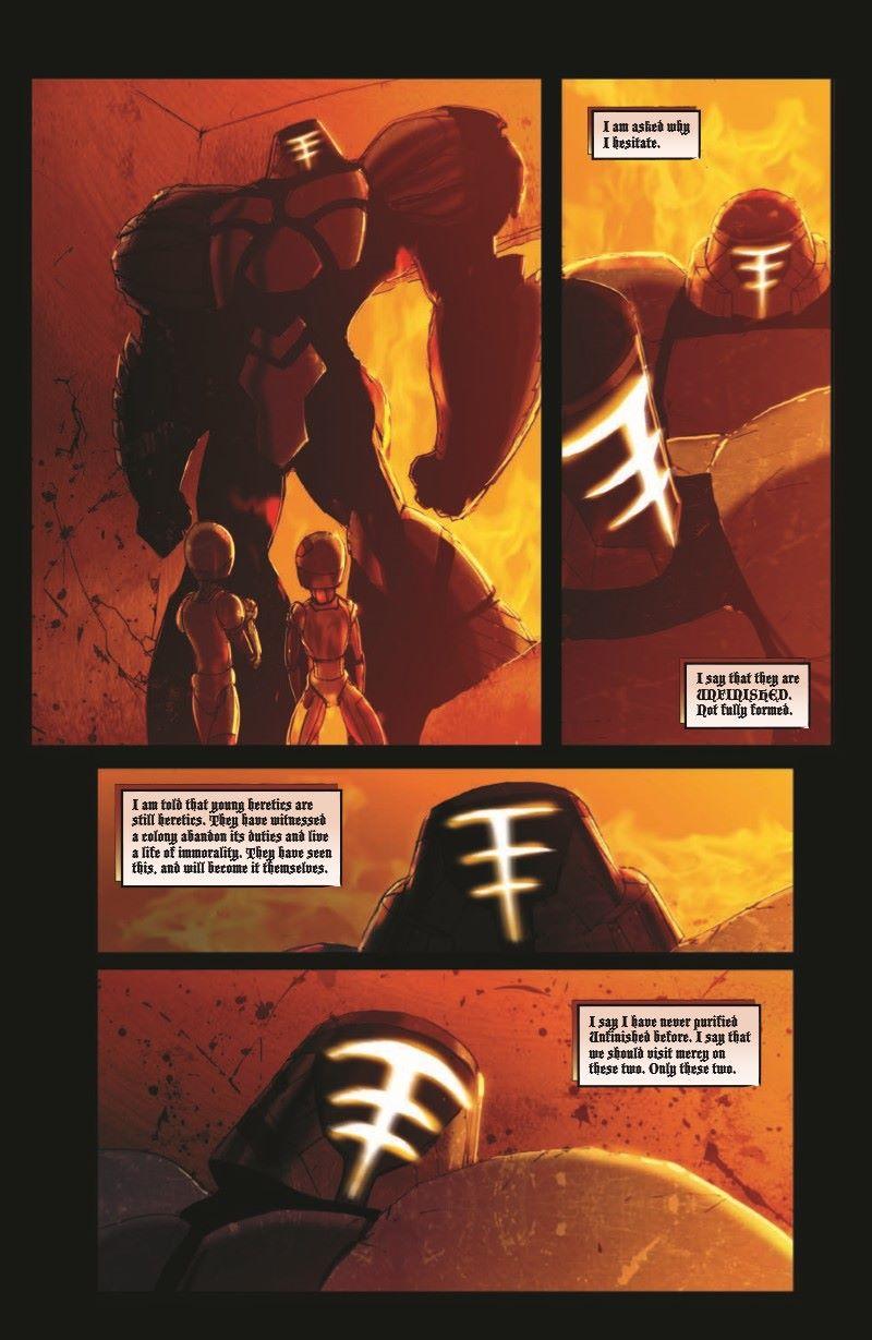 KillLock_06_pr-4 ComicList Previews: THE KILL LOCK #6