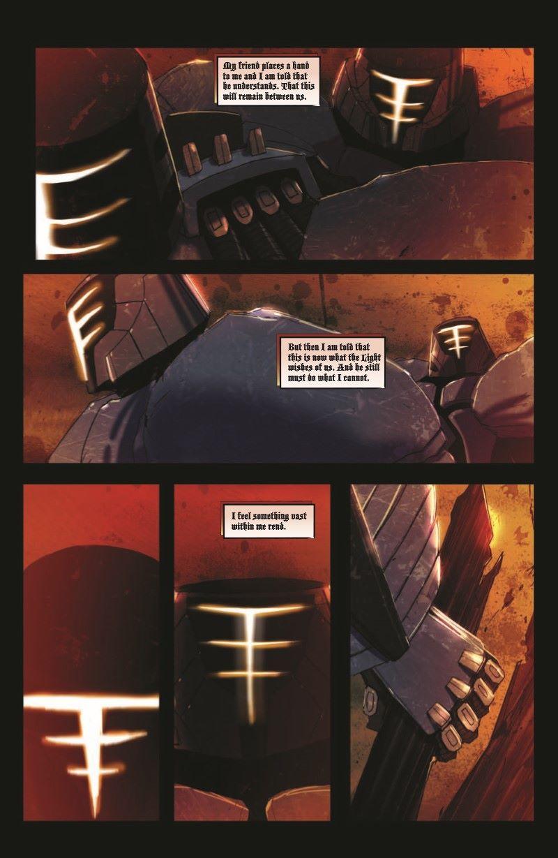 KillLock_06_pr-5 ComicList Previews: THE KILL LOCK #6