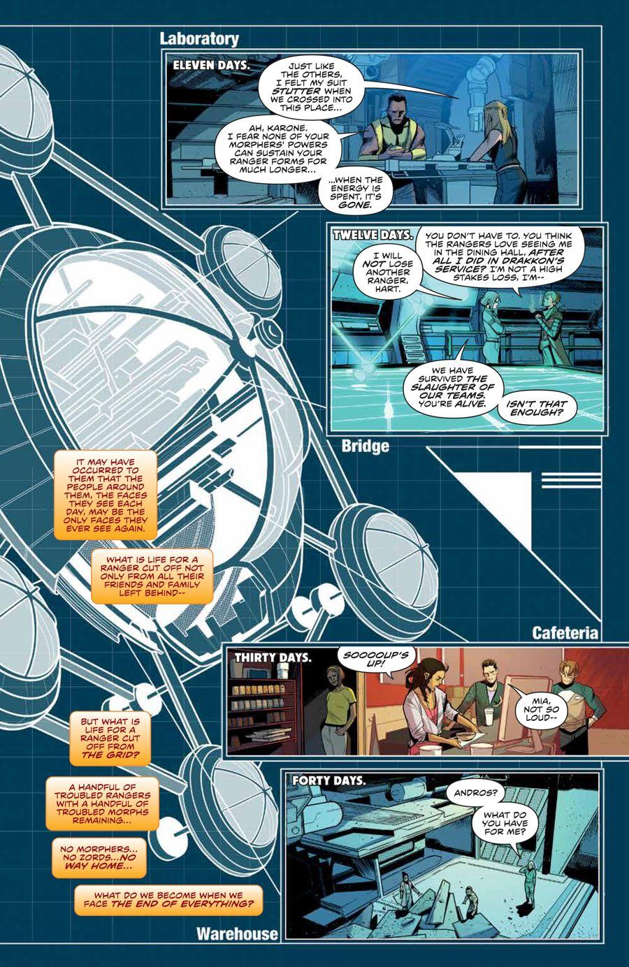 MMPR_BeyondGrid_SC_PRESS_19 ComicList Previews: MIGHTY MORPHIN POWER RANGERS BEYOND THE GRID TP