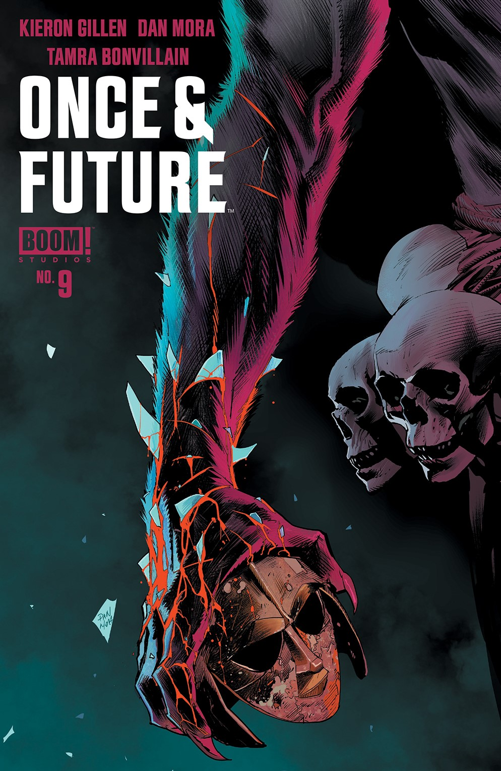 OnceFuture_009_Cover ComicList Previews: ONCE AND FUTURE #9