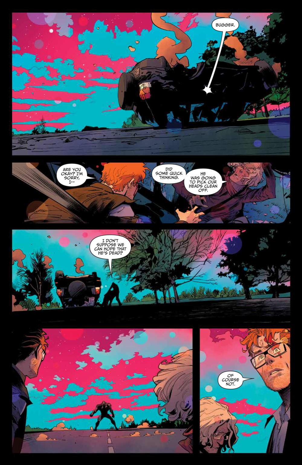 OnceFuture_009_PRESS_6 ComicList Previews: ONCE AND FUTURE #9