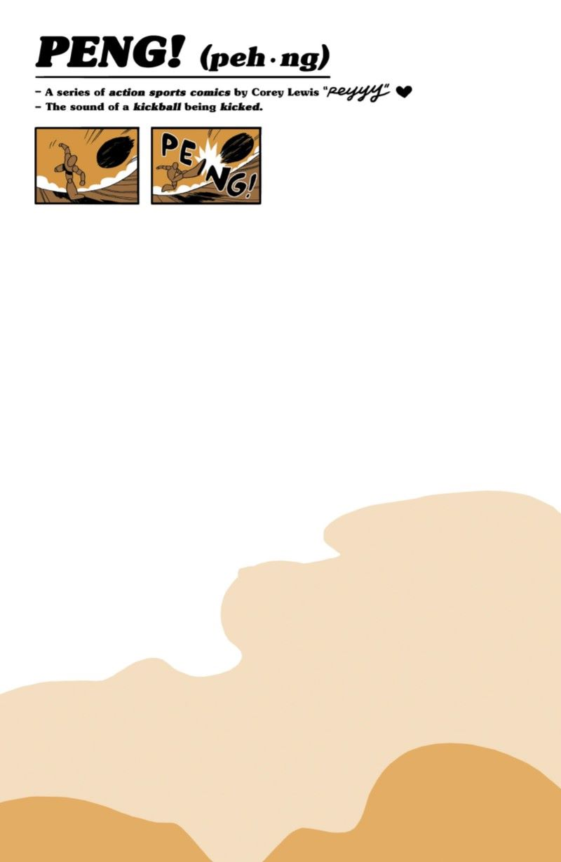 PENG-MARKETING-002 ComicList Previews: PENG ACTION SPORTS ADVENTURES GN