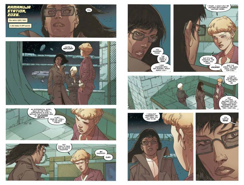 Pages-from-BladeRunner8-2_Page_1 ComicList Previews: BLADE RUNNER 2019 #8