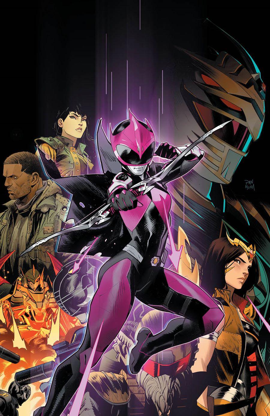 PowerRangers_RangerSlayer_001_Cover_Variant ComicList: BOOM! Studios New Releases for 07/22/2020