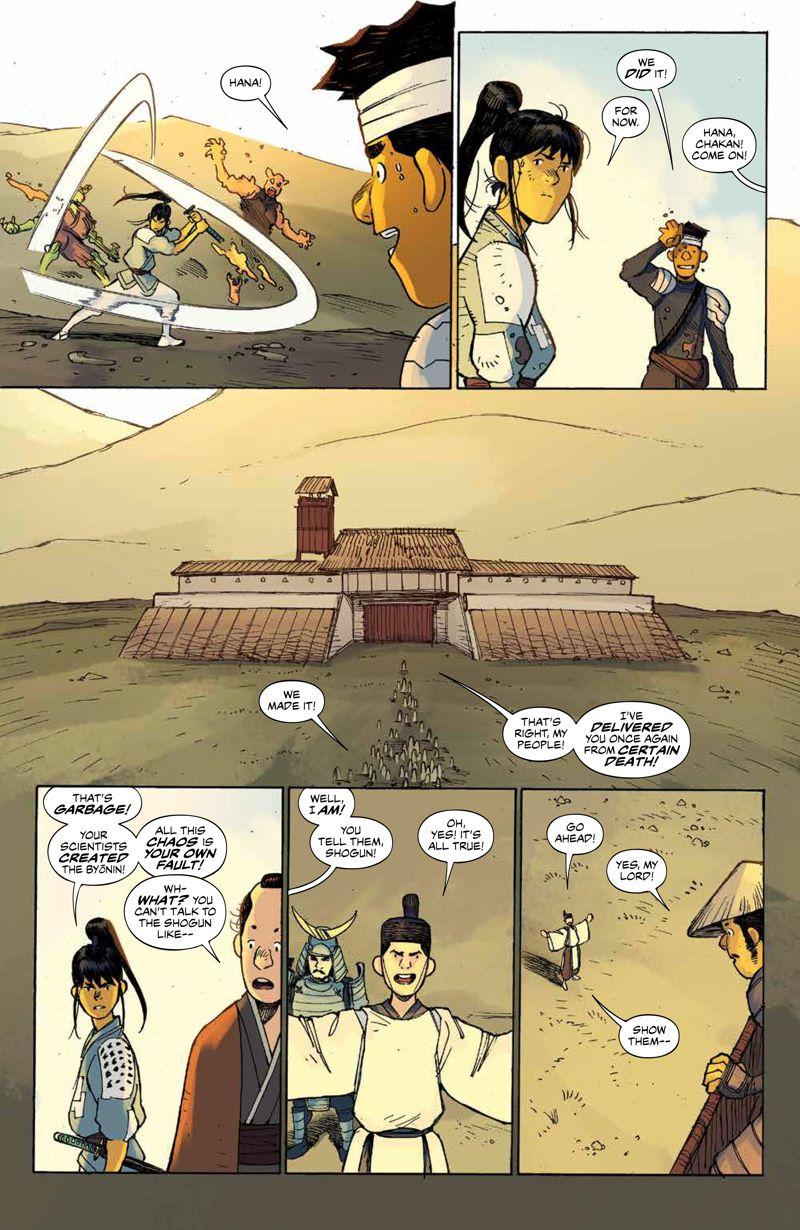 RoninIsland_v2_SC_PRESS_17 ComicList Previews: RONIN ISLAND VOLUME 2 TP