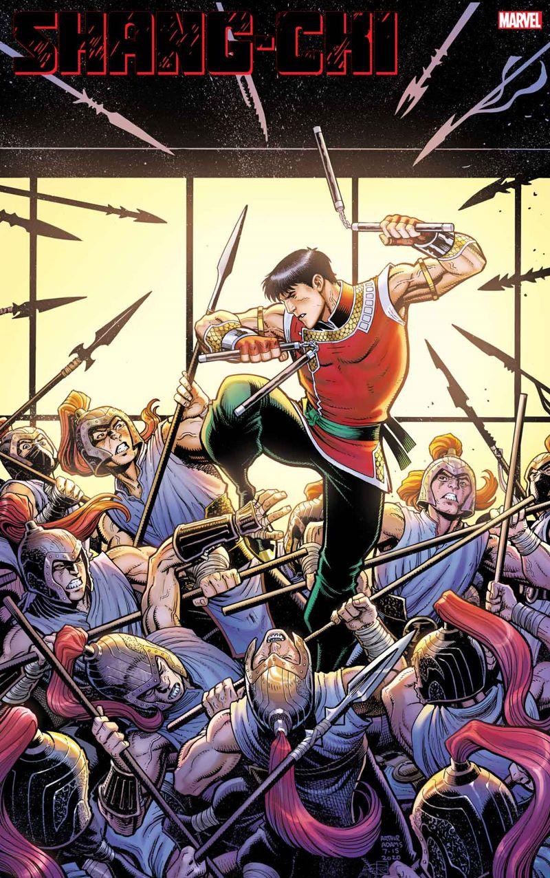 SHANGCHI2020001_Adams_cov Marvel Comics reveals the Arthur Adams SHANG-CHI #1 variant cover