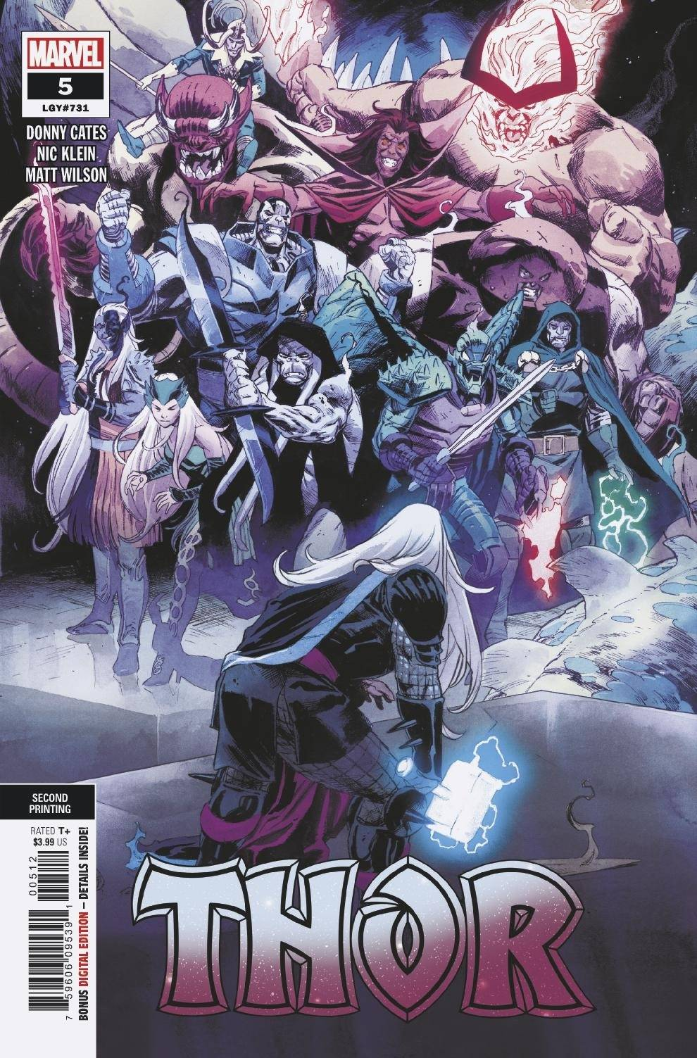 STL165225 ComicList: Marvel Comics New Releases for 07/29/2020