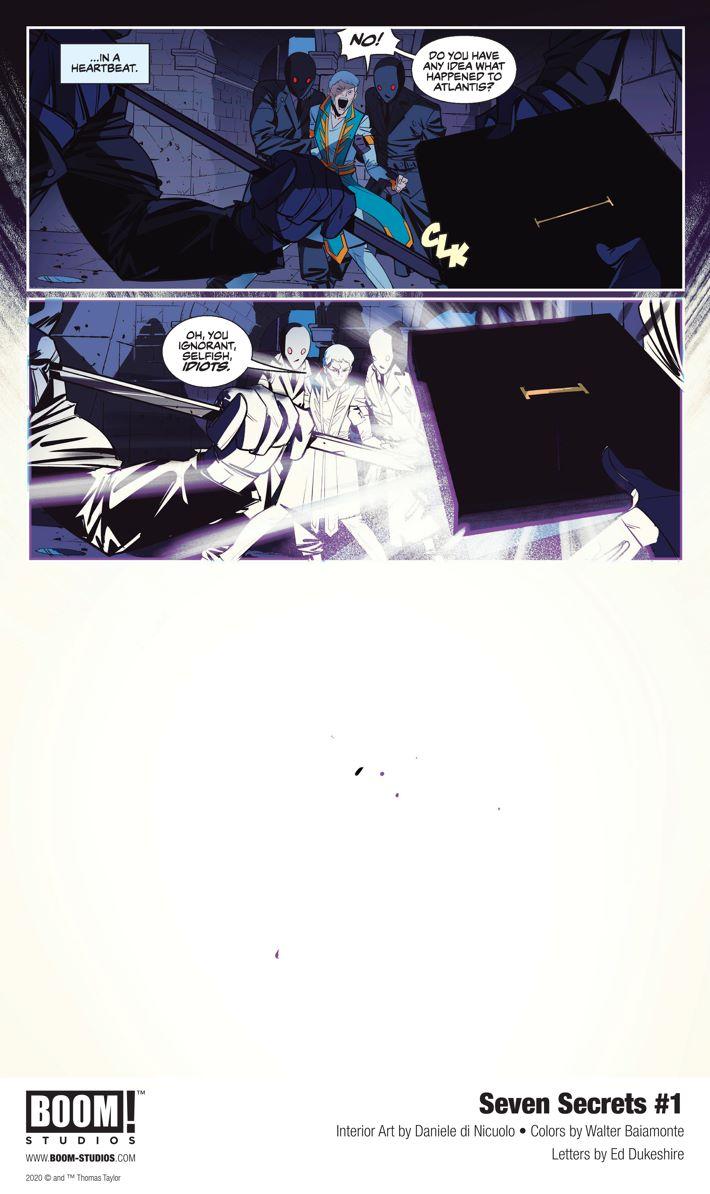 SevenSecrets_001_Interiors_003_PROMO First Look at BOOM! Studios' SEVEN SECRETS #1