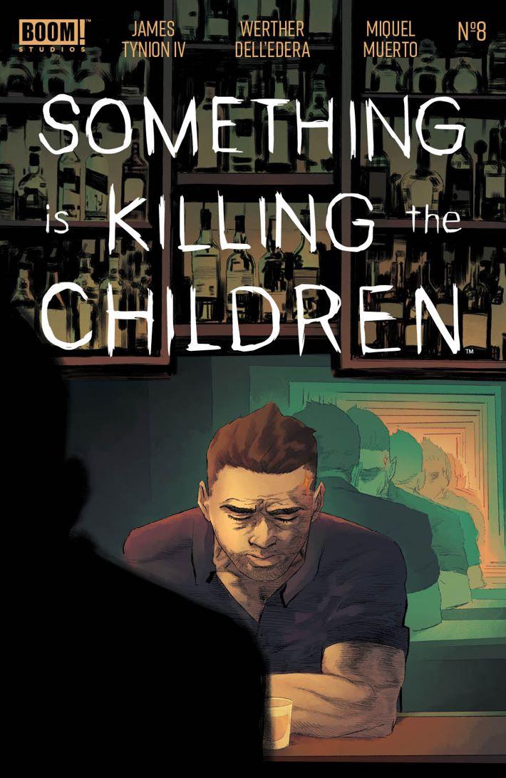 SomethingKillingChildren_008_Cover_Main ComicList Previews: SOMETHING IS KILLING THE CHILDREN #8