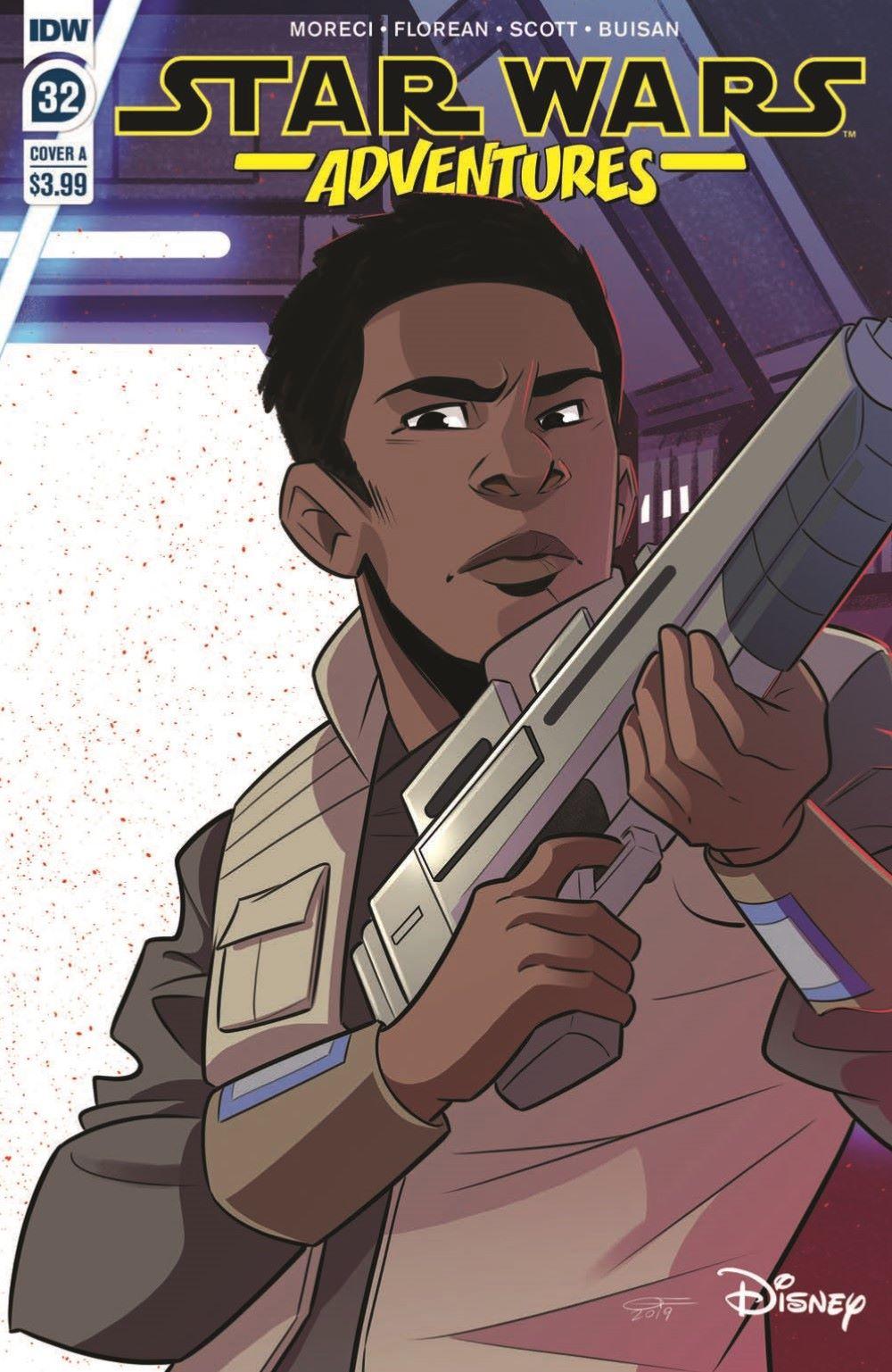 StarWarsAdv32-pr-1-1 ComicList Previews: STAR WARS ADVENTURES #32