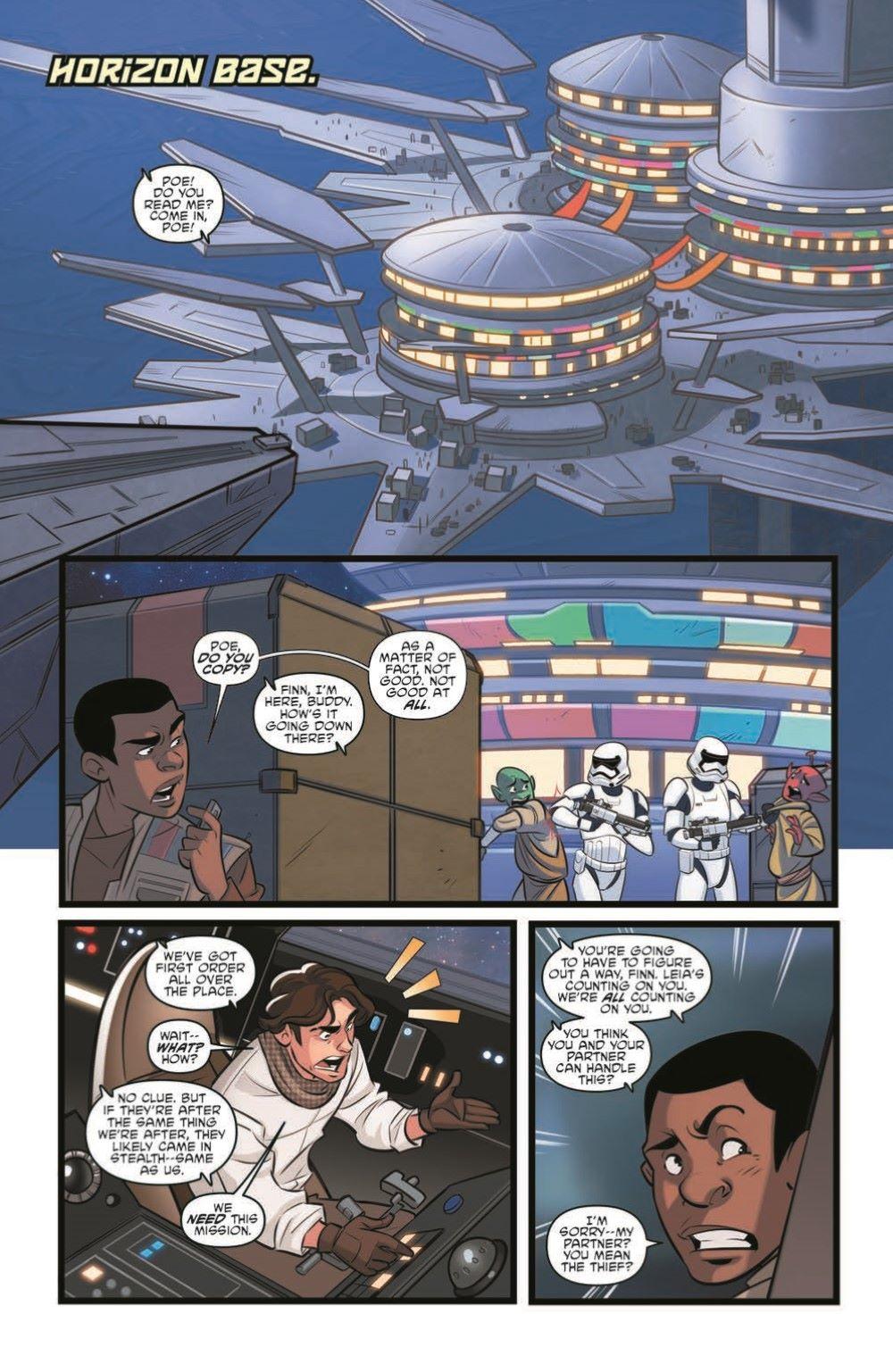 StarWarsAdv32-pr-1-3 ComicList Previews: STAR WARS ADVENTURES #32