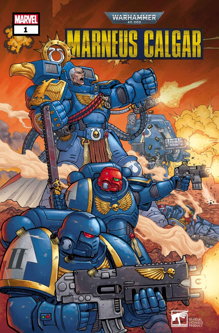 WARHAMMERMC2020001-Burrows Games Workshop and Marvel Comics announce WARHAMMER 40,000: MARNEUS CALGAR
