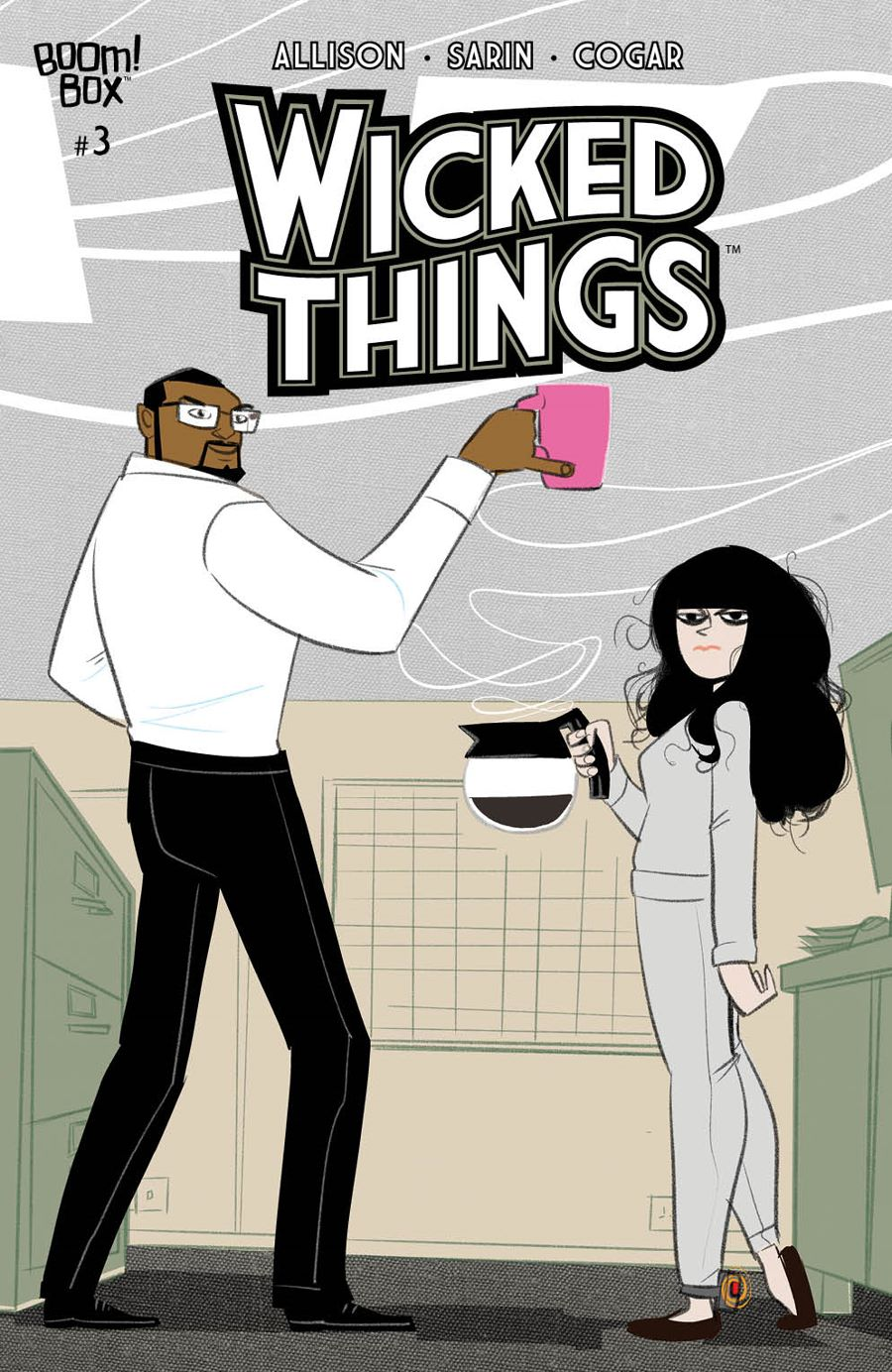 WickedThings_003_Cover_Variant ComicList: BOOM! Studios New Releases for 07/22/2020