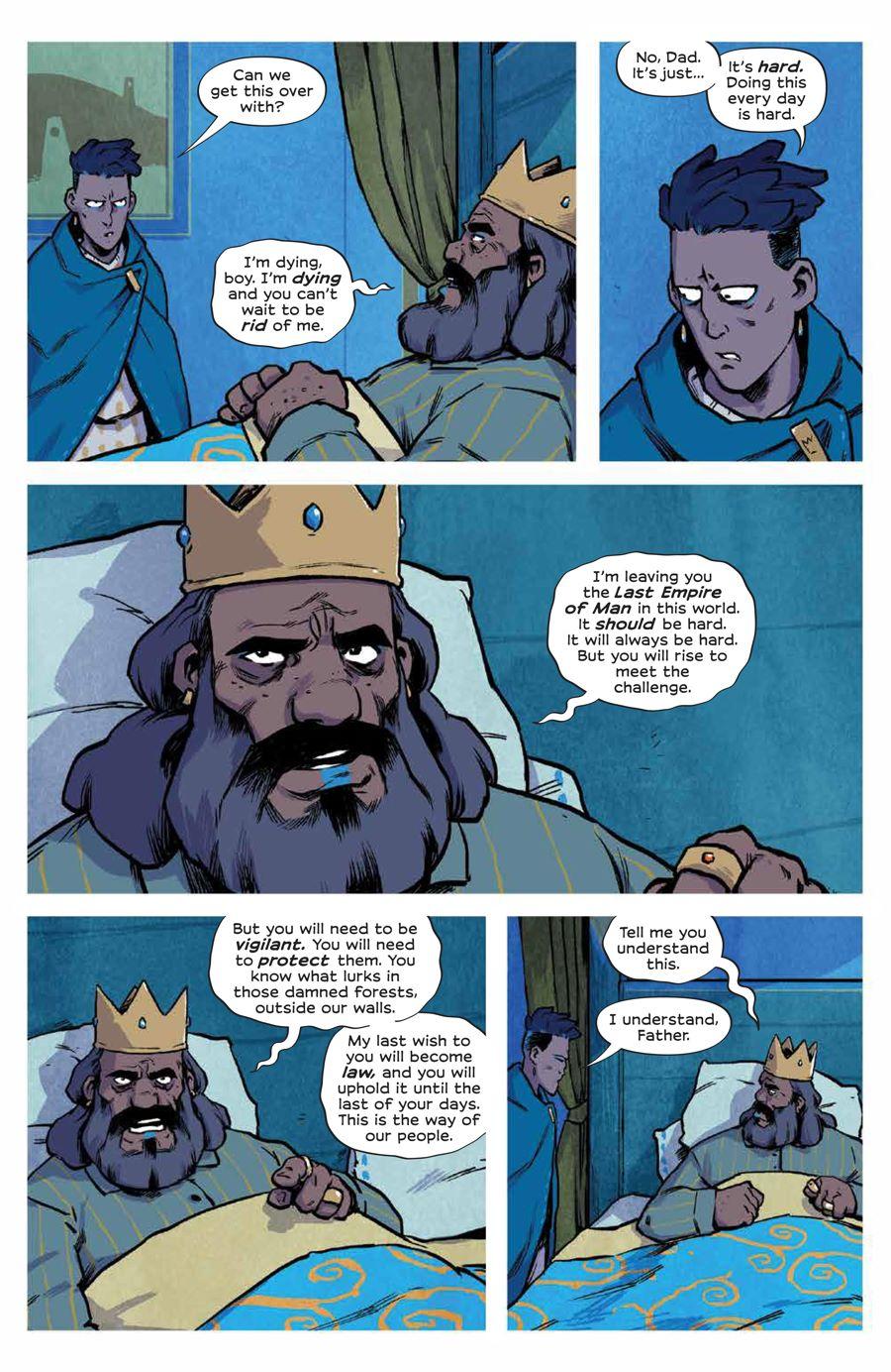Wynd_002_PRESS_4 ComicList Previews: WYND #2