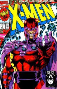 X-Men-1-1991-Magneto-195x300 The Record-Setting X-Men #1