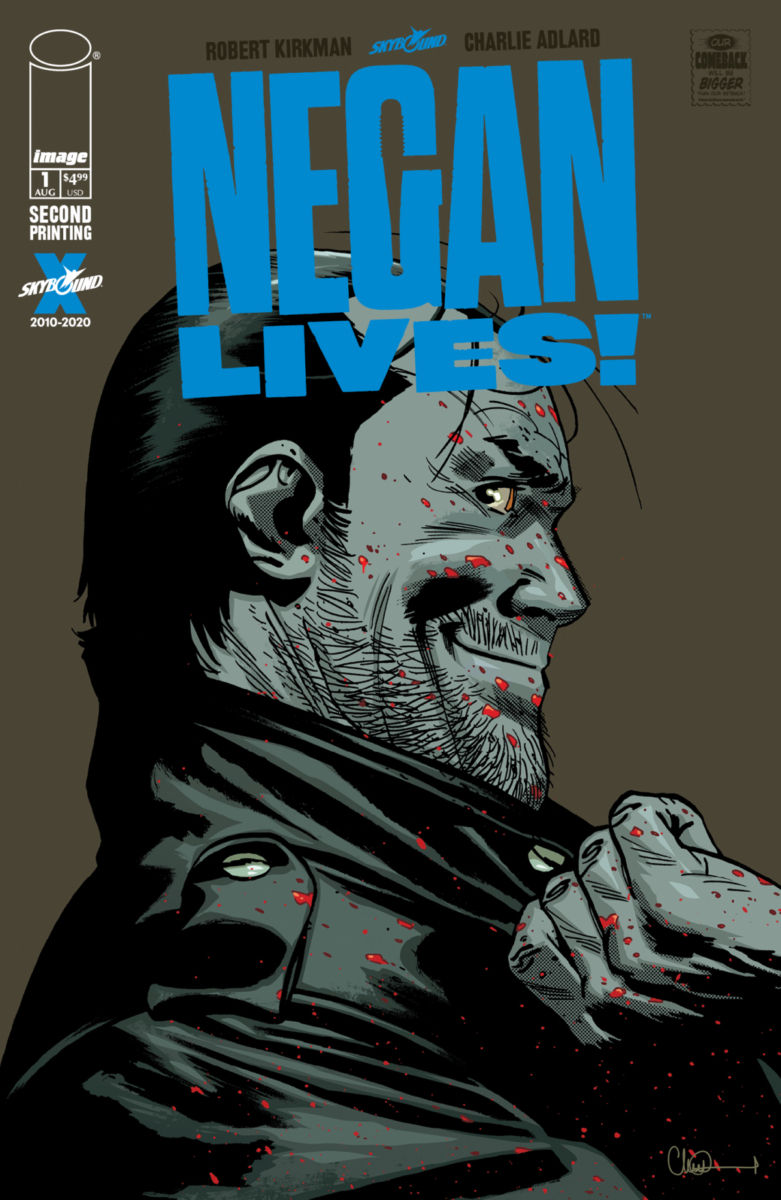 c1E_NL_1_c6815a0147f8285e3b5042ebb3626151 NEGAN LIVES once again with a second printing this August