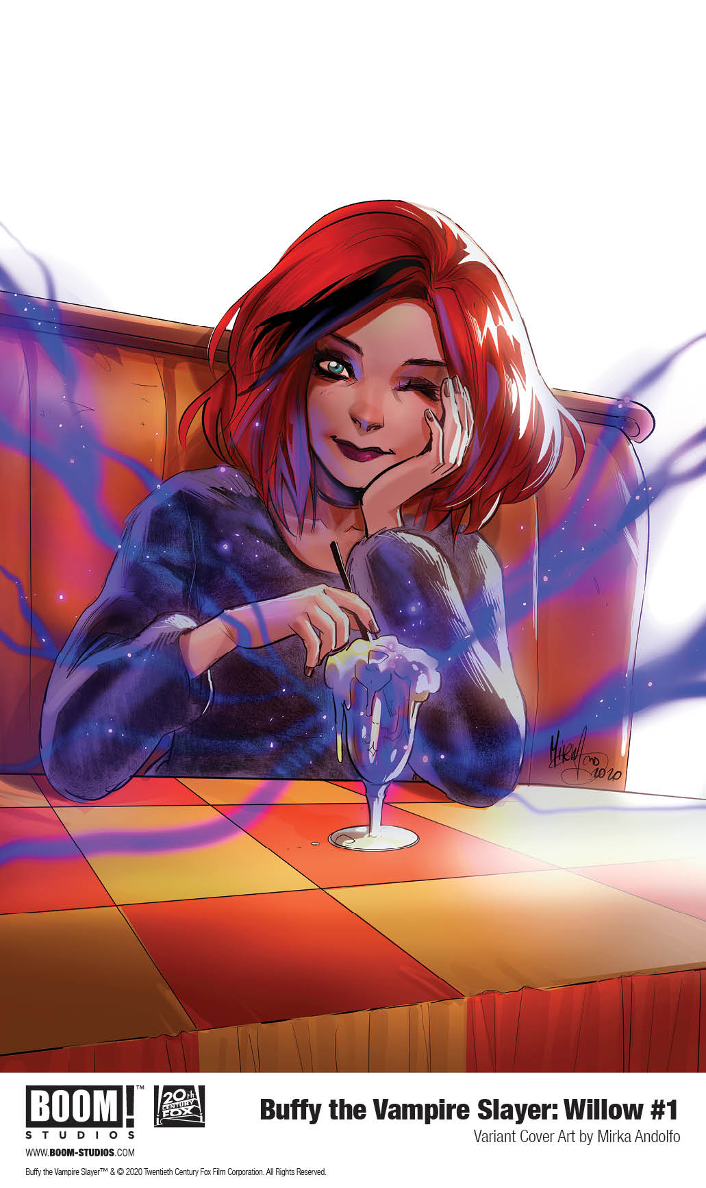 fc45c20b-412e-4c8a-9c4a-dabe2ffcaadc Mirka Andolfo signs twelve issue cover deal with BOOM! Studios