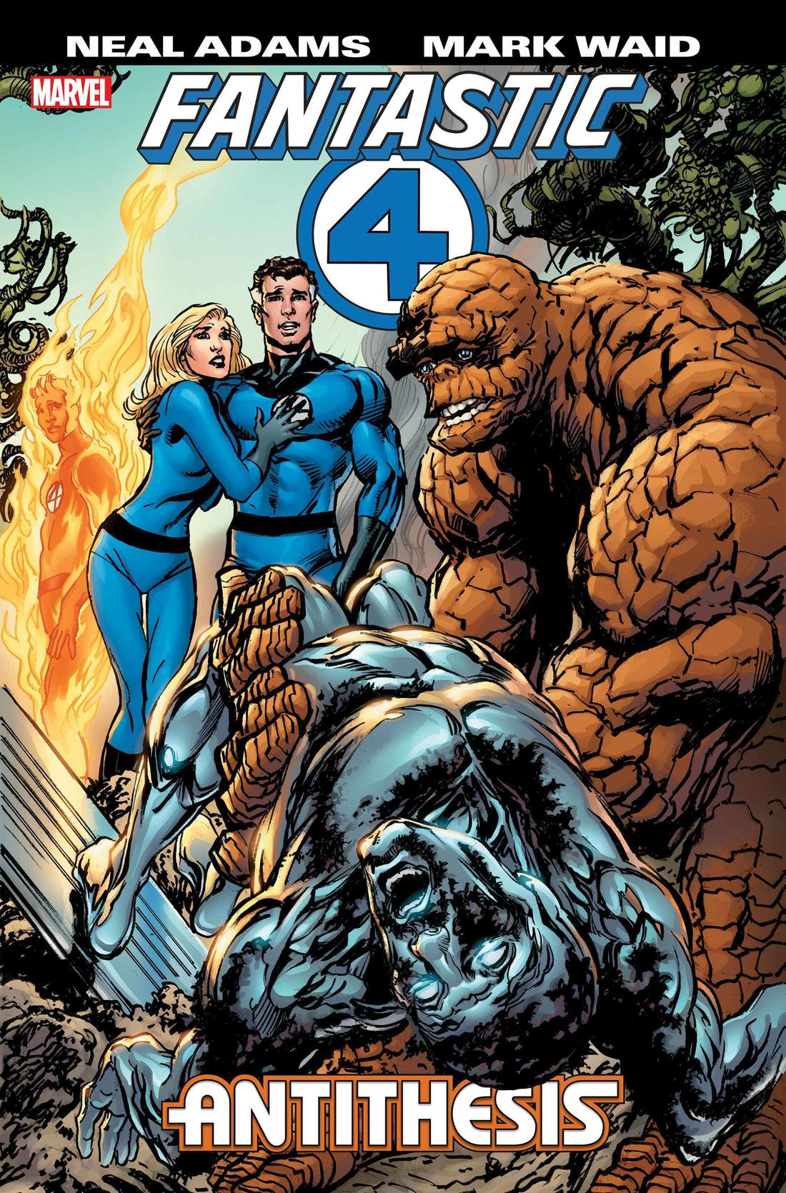 ffantithesis2020_cover Who or what is THE ANTITHESIS?  You and the Fantastic Four will decide!