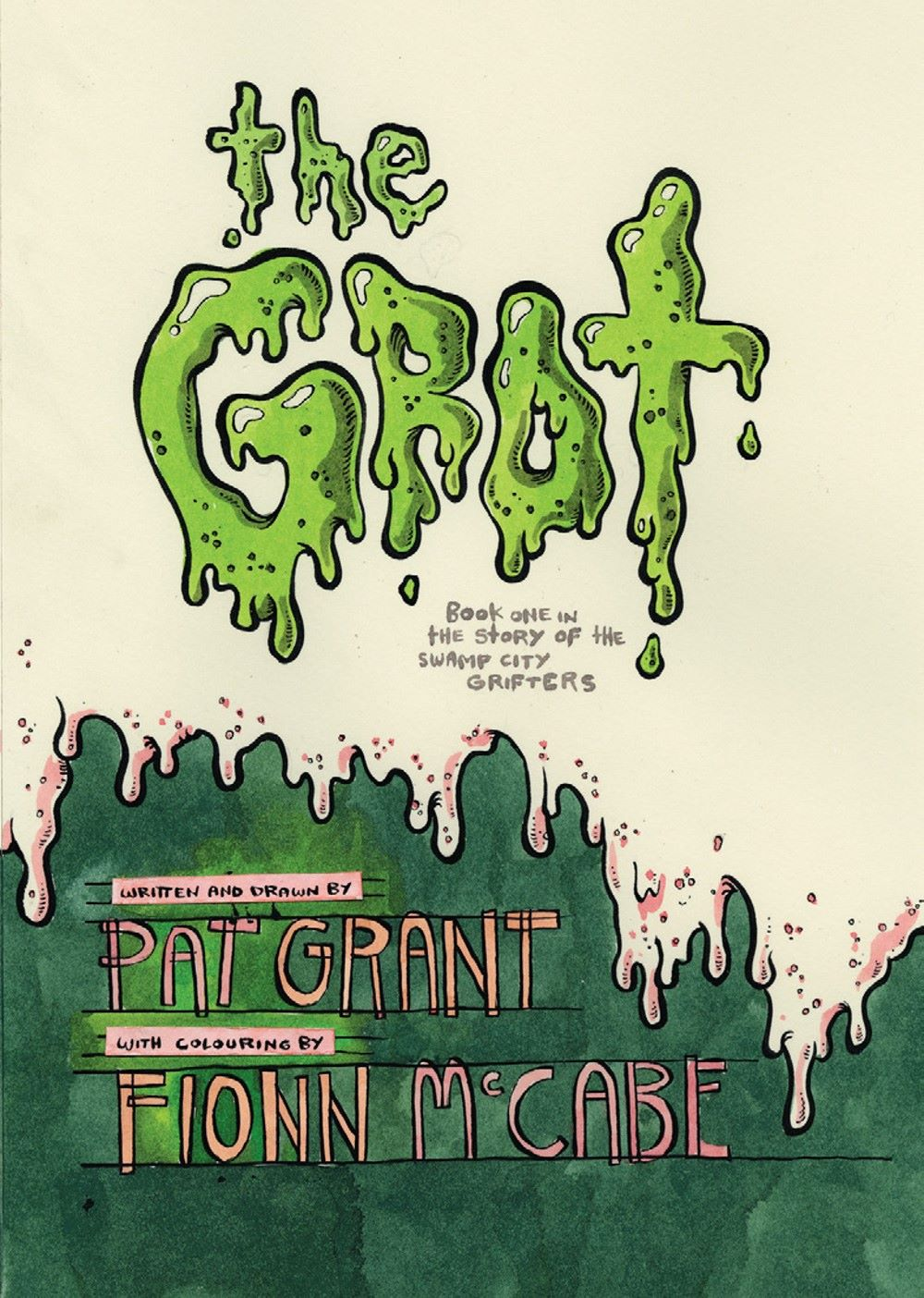 the-grot-preview-3 ComicList Previews: THE GROT THE STORY OF THE SWAMP CITY GRIFTERS TP