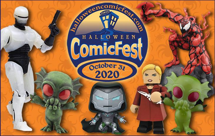 244888_1413517_1000 Halloween ComicFest 2020 to feature no comic books
