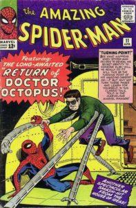 ASM-11-197x300 Comics' Great Key Issue Runs: Amazing Spider-Man #11-15