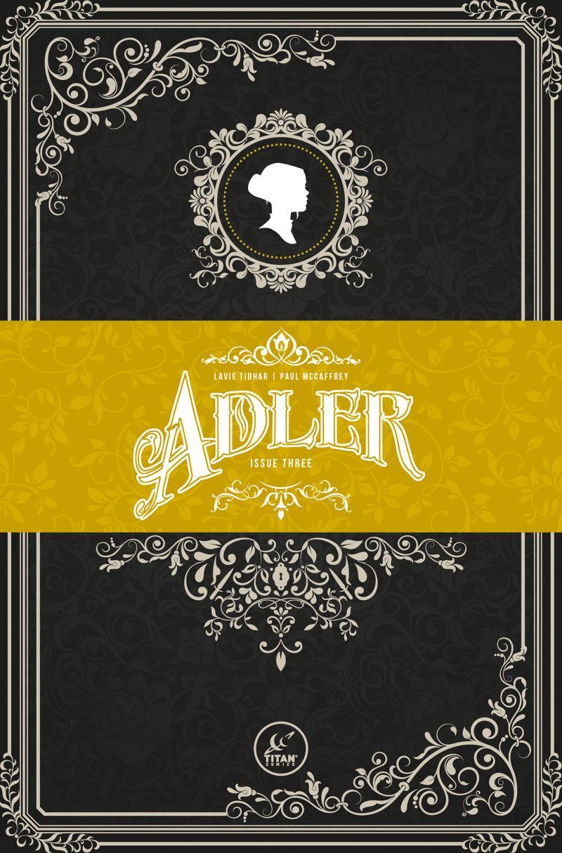 Adler3C ComicList: Titan Comics New Releases for 08/19/2020