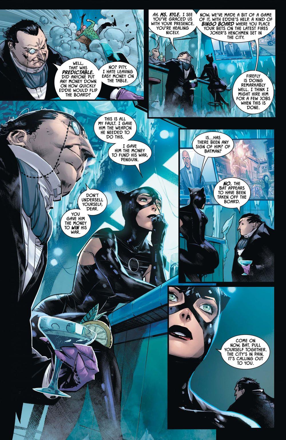 BM-98-2 ComicList Previews: BATMAN #98