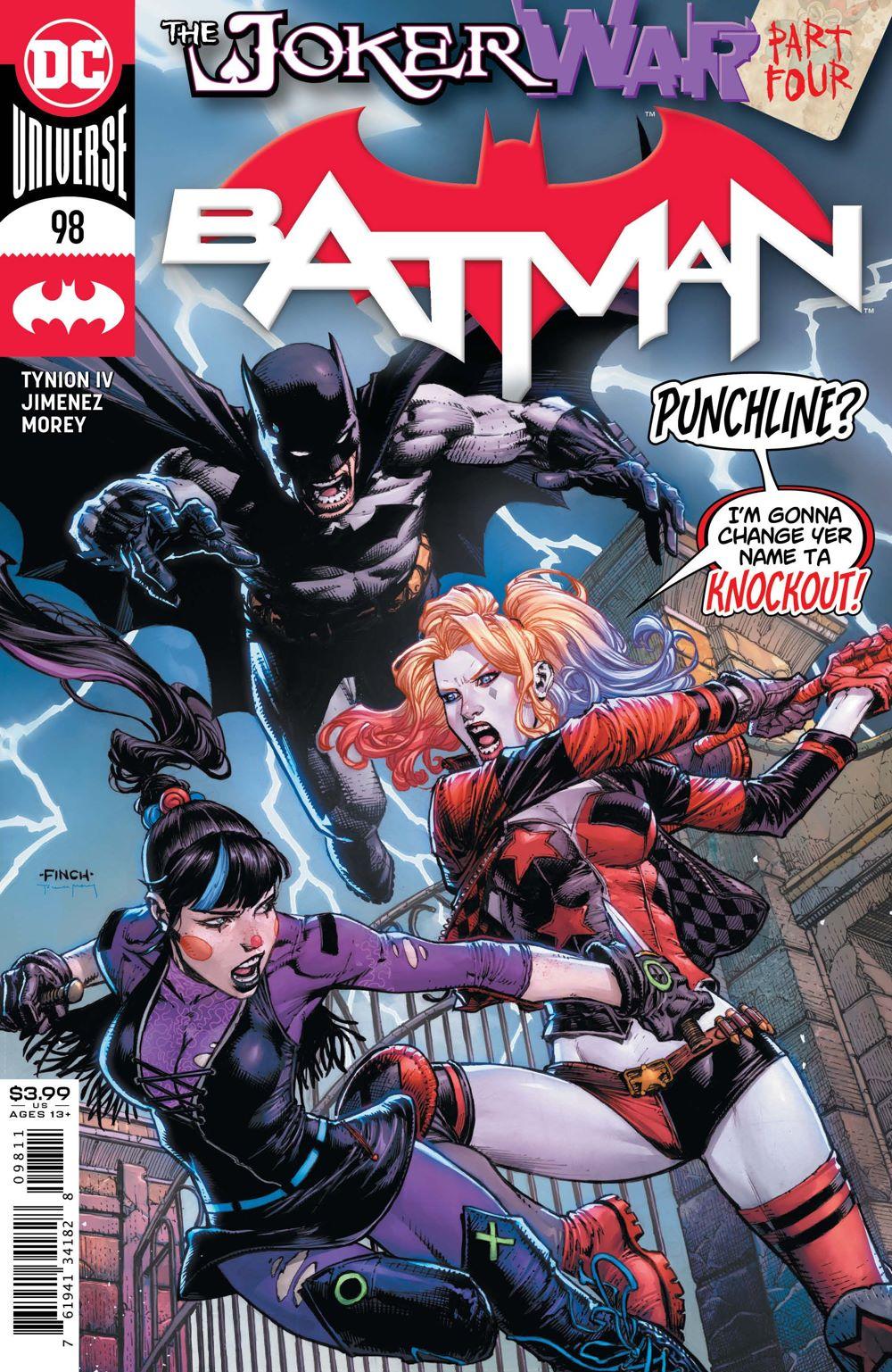 BM-Cv98 ComicList Previews: BATMAN #98