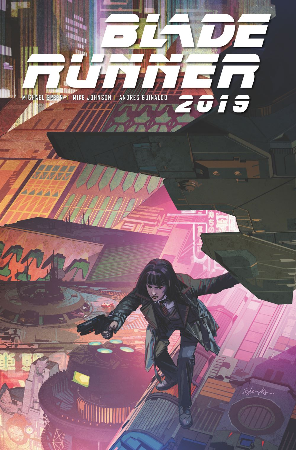 Blade-Runner-2019-9A ComicList Previews: BLADE RUNNER 2019 #9