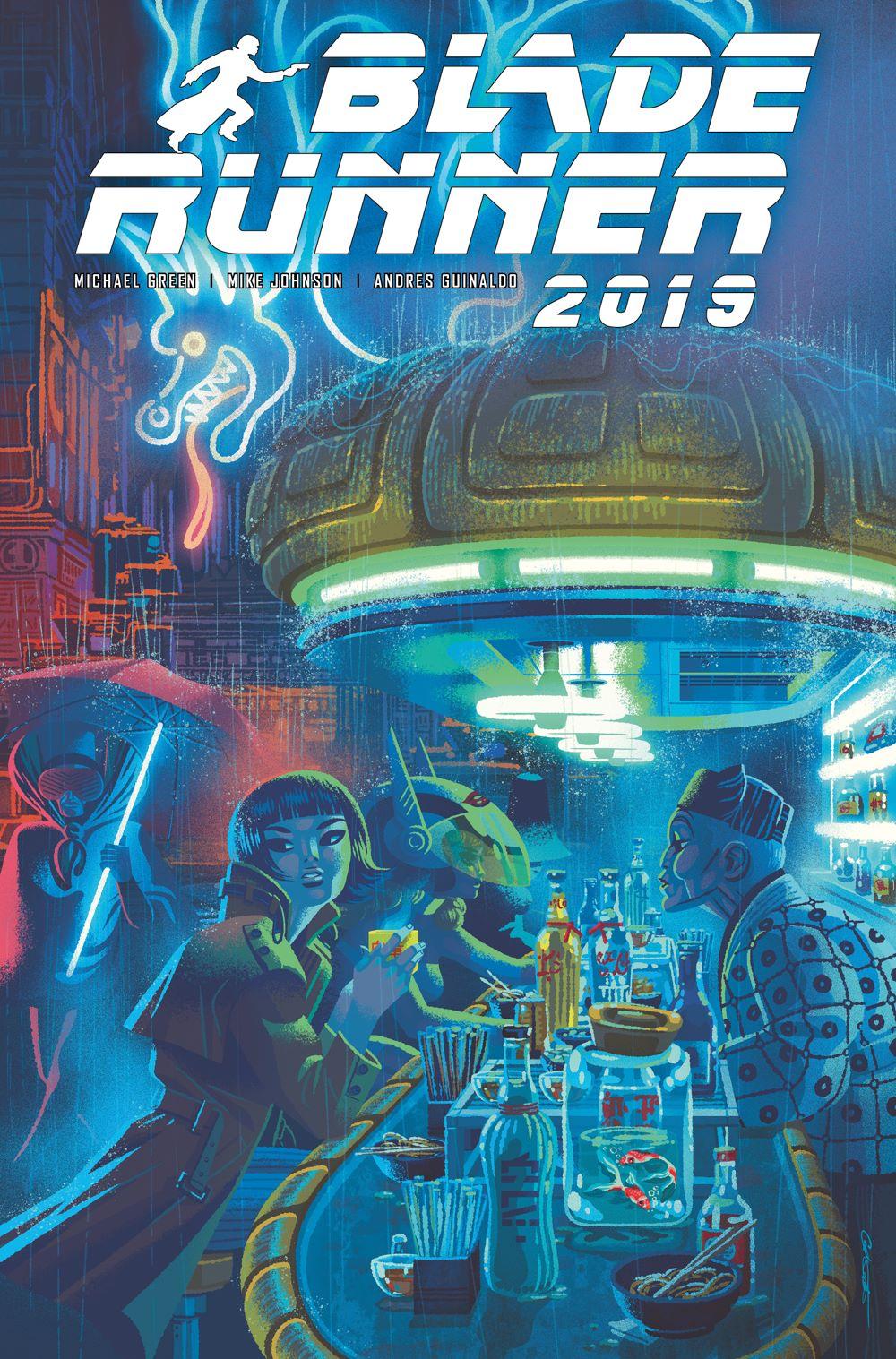 Blade-Runner-2019-9D ComicList Previews: BLADE RUNNER 2019 #9