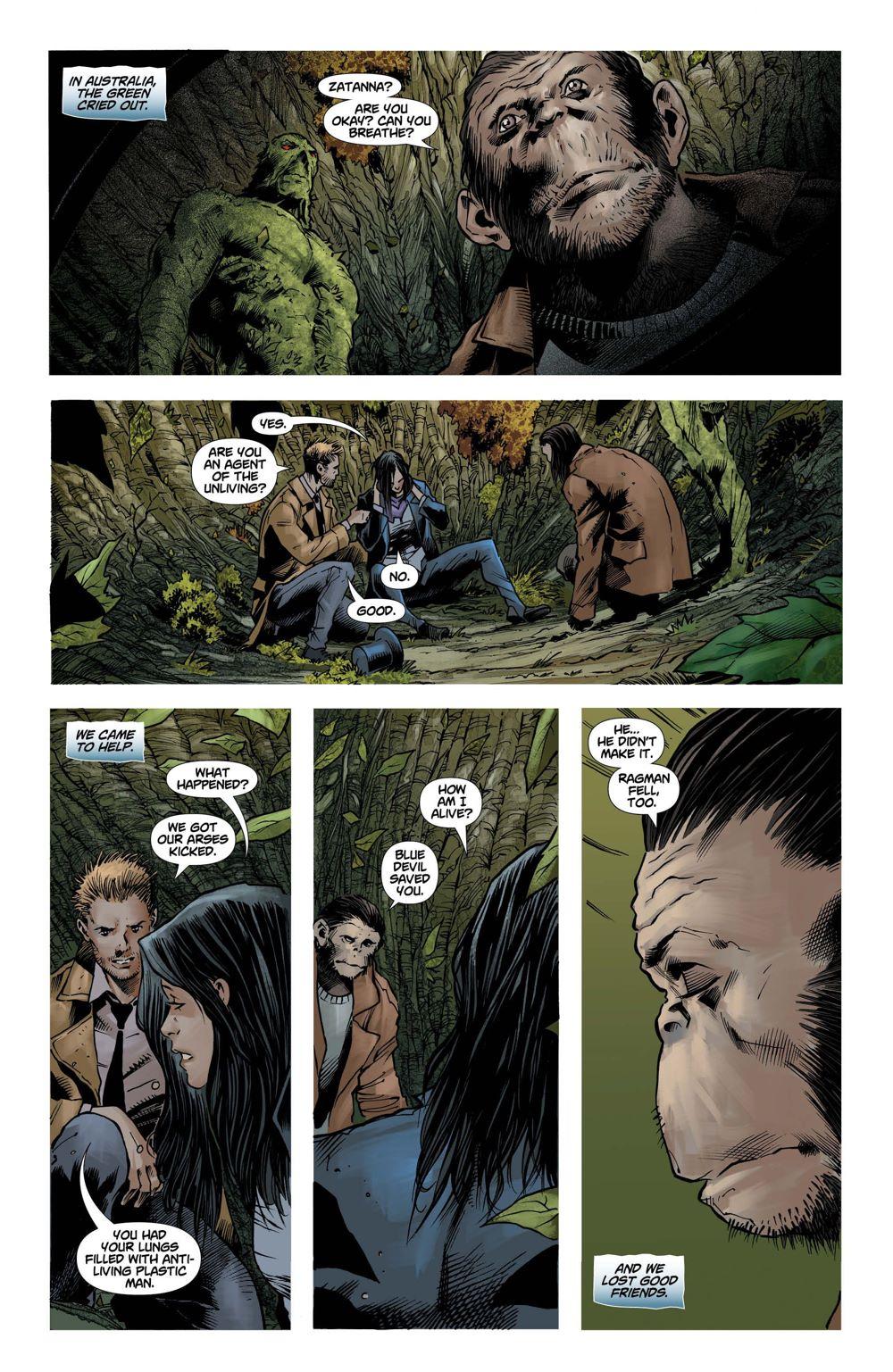 DCEASEDDP-3-1 ComicList Previews: DCEASED DEAD PLANET #3