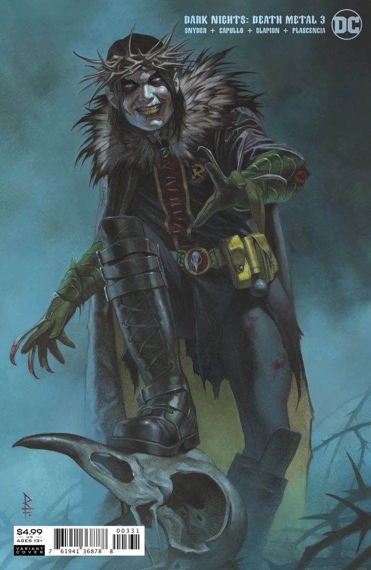 DNDM-Cv3-federicci-var ComicList Previews: DARK NIGHTS DEATH METAL #3