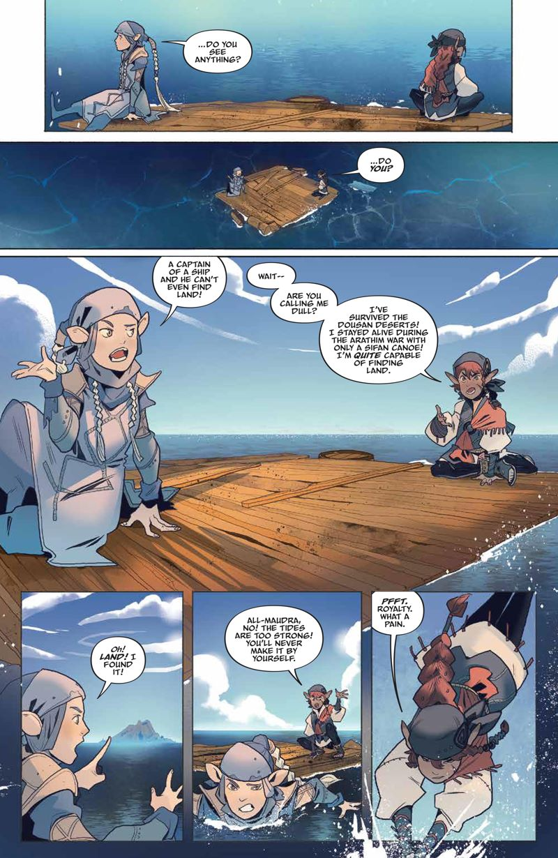 DarkCrystal_AgeResistance_010_PRESS_8 ComicList Previews: JIM HENSON'S THE DARK CRYSTAL AGE OF RESISTANCE #10