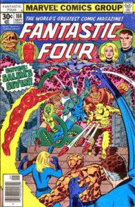 Fantastic-Four-186-196x300 Almost Infamous: Salem's Seven