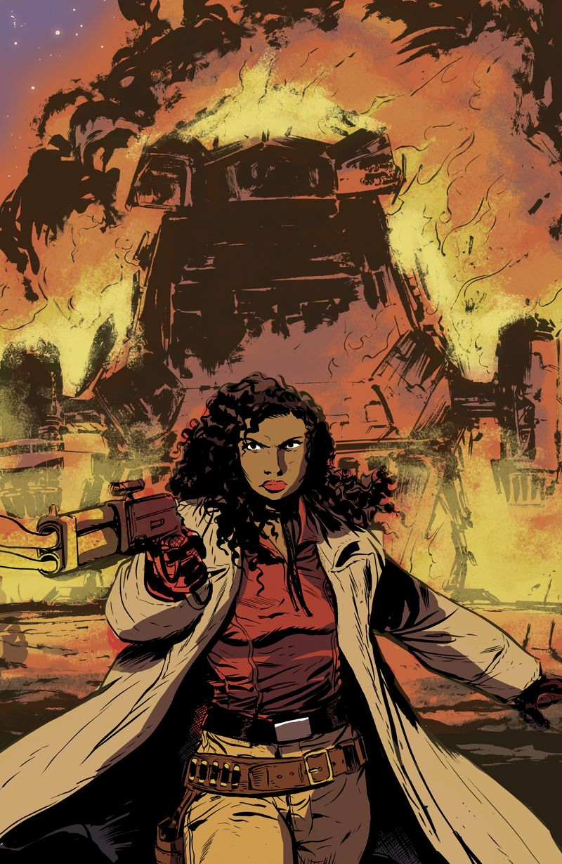 Firefly_019_Cover_Variant ComicList: BOOM! Studios New Releases for 08/19/2020