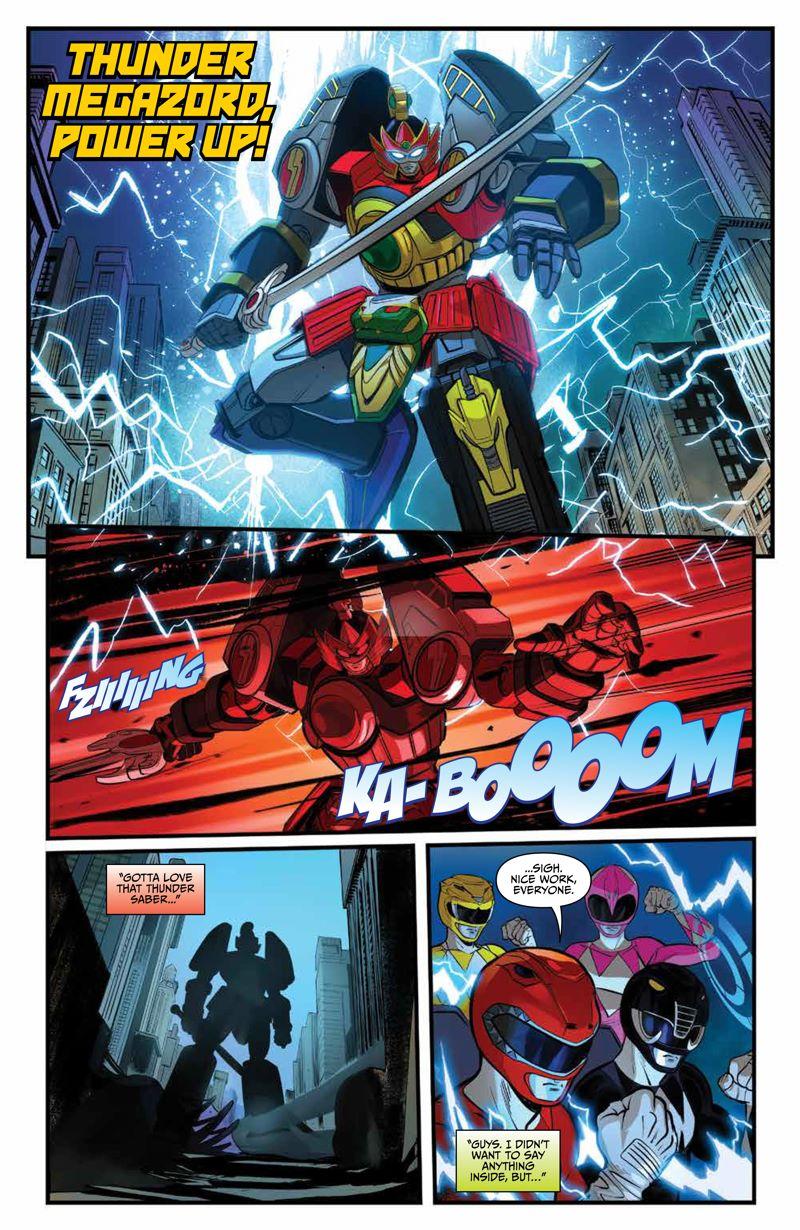 GoGoPowerRangers_v7_SC_PRESS_15 ComicList Previews: SABAN'S GO GO POWER RANGERS VOLUME 7 TP