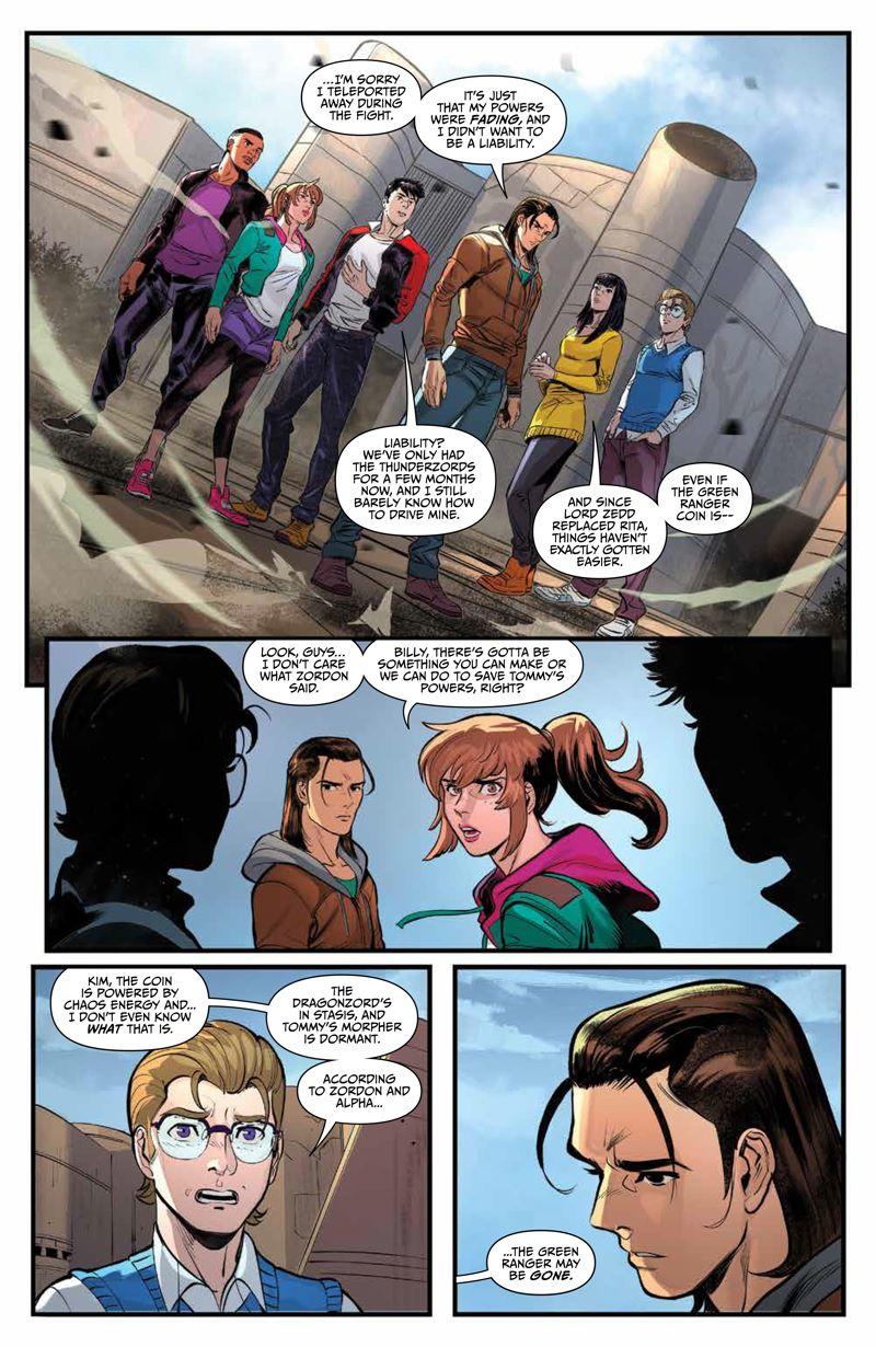 GoGoPowerRangers_v7_SC_PRESS_16 ComicList Previews: SABAN'S GO GO POWER RANGERS VOLUME 7 TP