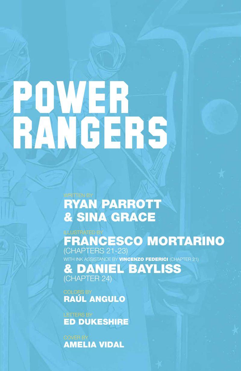 GoGoPowerRangers_v7_SC_PRESS_5 ComicList Previews: SABAN'S GO GO POWER RANGERS VOLUME 7 TP