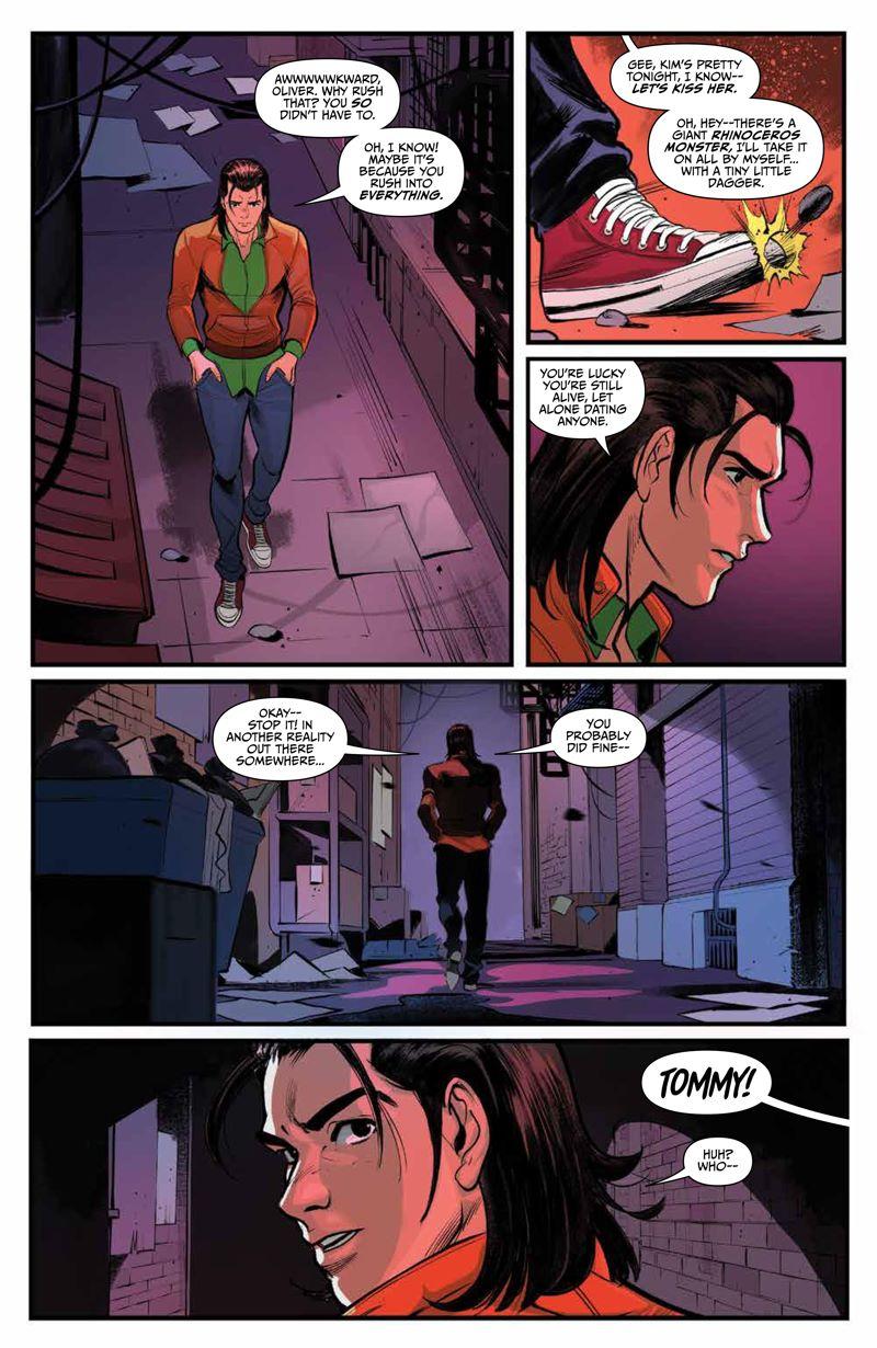 GoGoPowerRangers_v7_SC_PRESS_9 ComicList Previews: SABAN'S GO GO POWER RANGERS VOLUME 7 TP