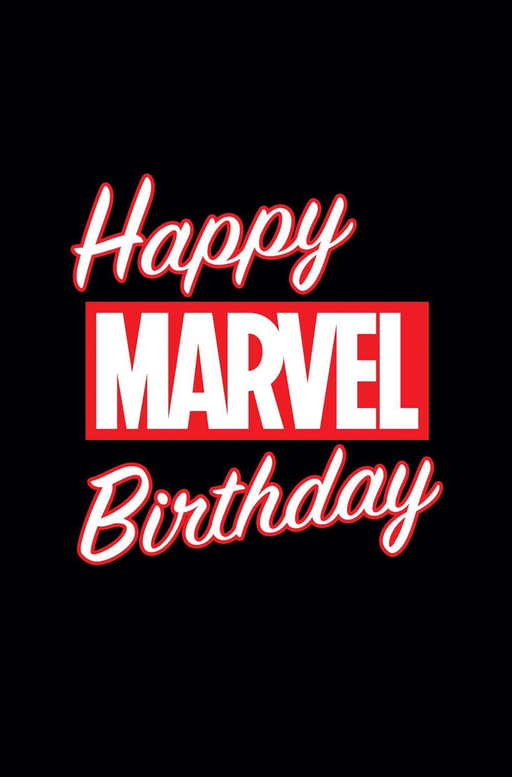 HAPPY_MARVEL_BIRTHDAY_A2 Marvel celebrates its 81st birthday on August 31