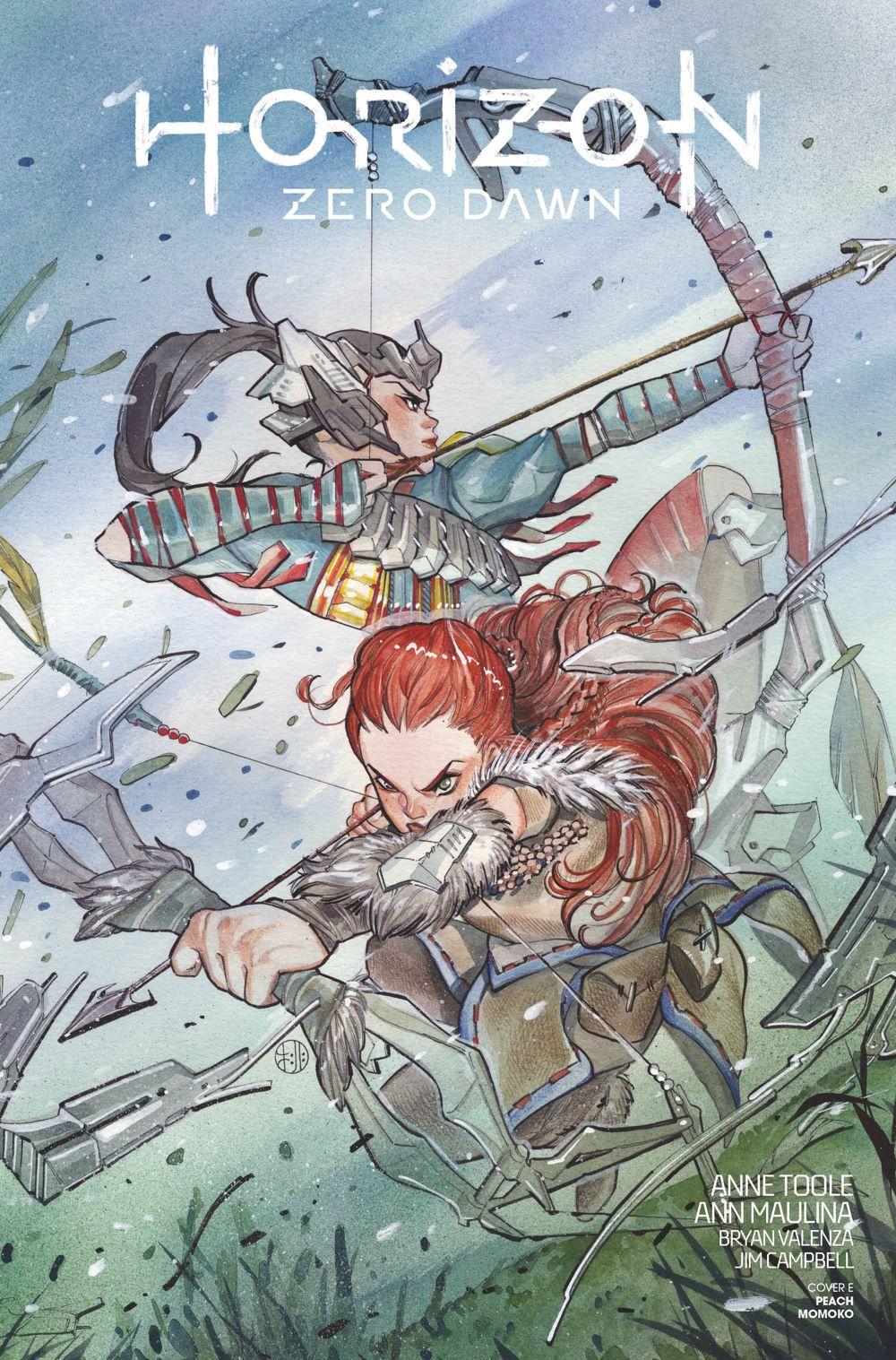 HZD2E-PEACH-MOMOKO-VARIANT ComicList: Titan Comics New Releases for 09/02/2020