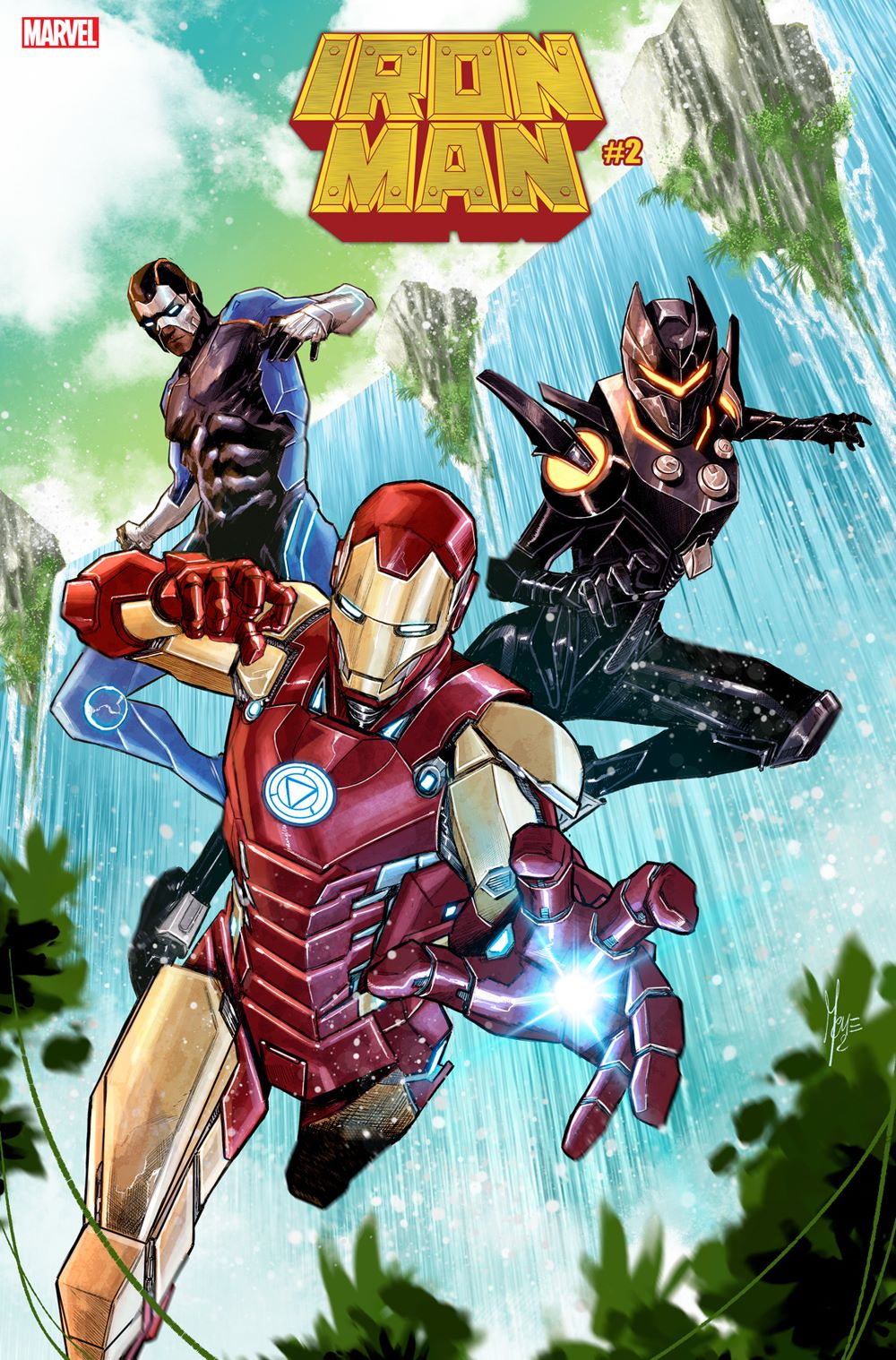 IM2020002_Checchetto-FortniteVariant Marvel and Fortnite characters unite on special variant covers