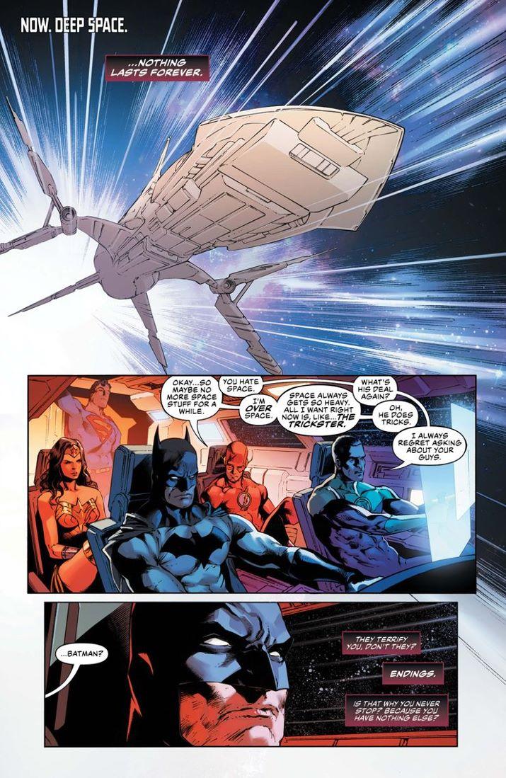 JL-51-4 ComicList Previews: JUSTICE LEAGUE #51