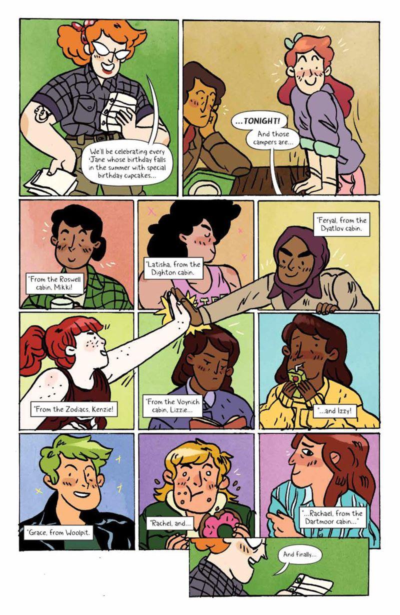 Lumberjanes_v15_SC_PRESS_11 ComicList Previews: LUMBERJANES VOLUME 15 TP