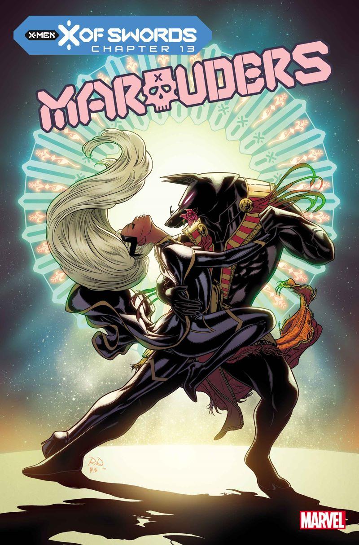 MARAUDERS2019014_cov Marvel Comics releases November X OF SWORDS covers