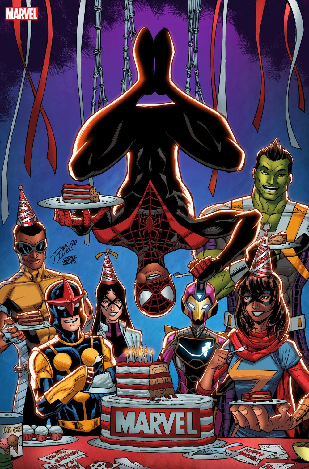 MMSM2018018_Lim_Birthday-variant Marvel celebrates its 81st birthday on August 31