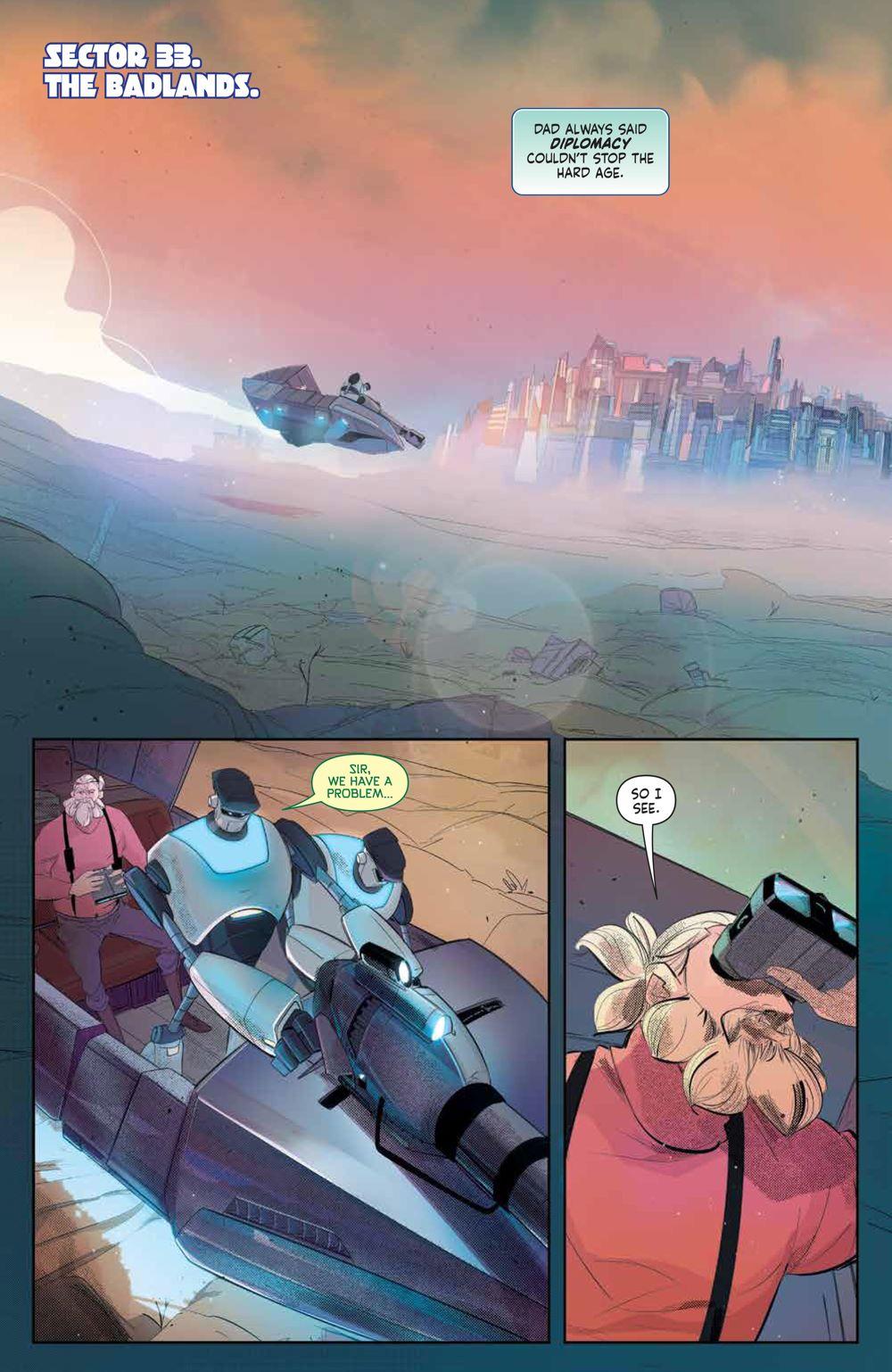 MegaMan_FullyCharged_001_PRESS_5 ComicList Previews: MEGA MAN FULLY CHARGED #1