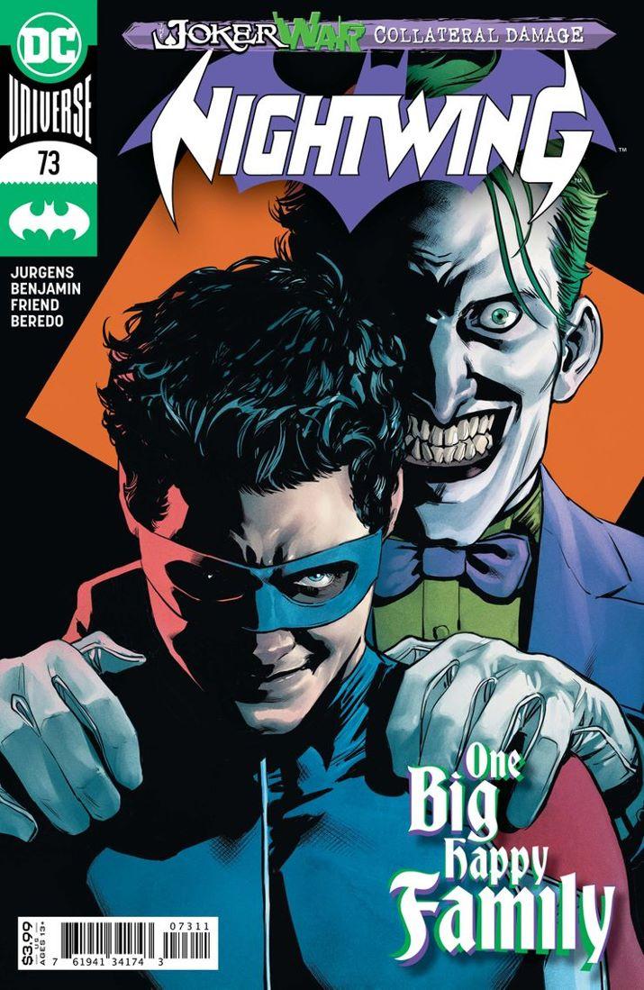 NTW-Cv73 ComicList Previews: NIGHTWING #73
